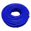 Leerrohr 50m blau