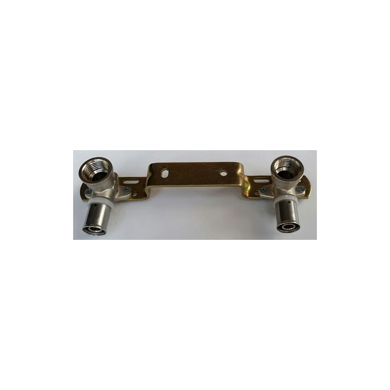 montagebr cken 15x1 2 f r mischbatterie heating instal s c gbr. Black Bedroom Furniture Sets. Home Design Ideas