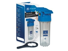 "Wasserfilter-Gehäuse 10"" - 10 bar (FHPR-HP1)"