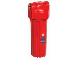 """Wasserfilter-Gehäuse 10"""" WARMWASSER (FHHOT-HPR-S)"""