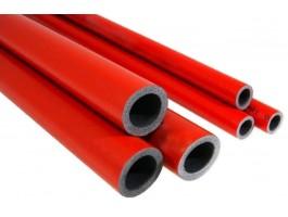 Rohrisolierung / Isolierschlauch 2m rot