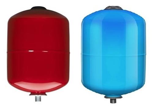 ausdehnungsgef f r trinkwasser und heizung 8 25 liter ebay. Black Bedroom Furniture Sets. Home Design Ideas